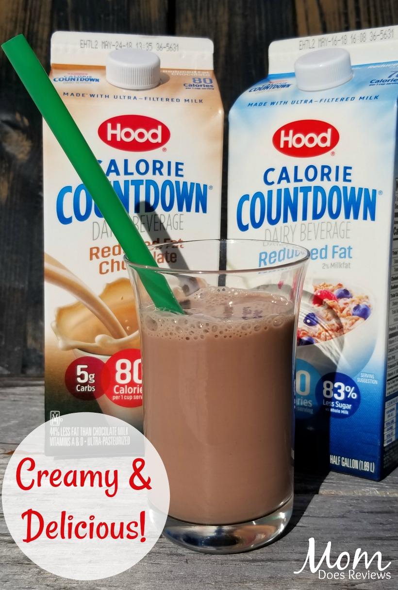 Hood Calorie Countdown #CalorieCountdown #IC