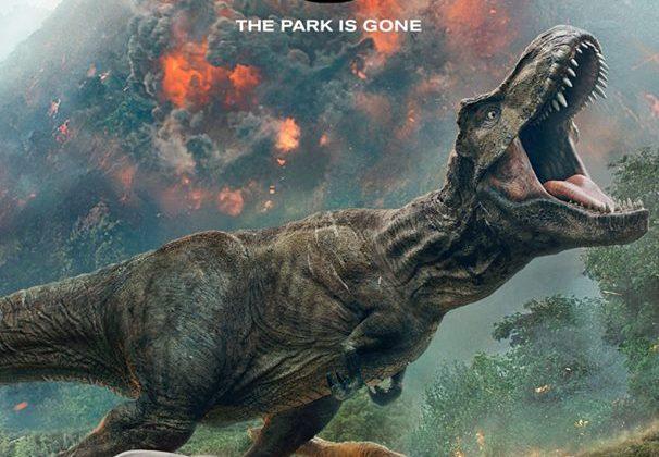 JURASSIC WORLD: FALLEN KINGDOM – In Theaters June 22 #JurassicWorld #FallenKingdom