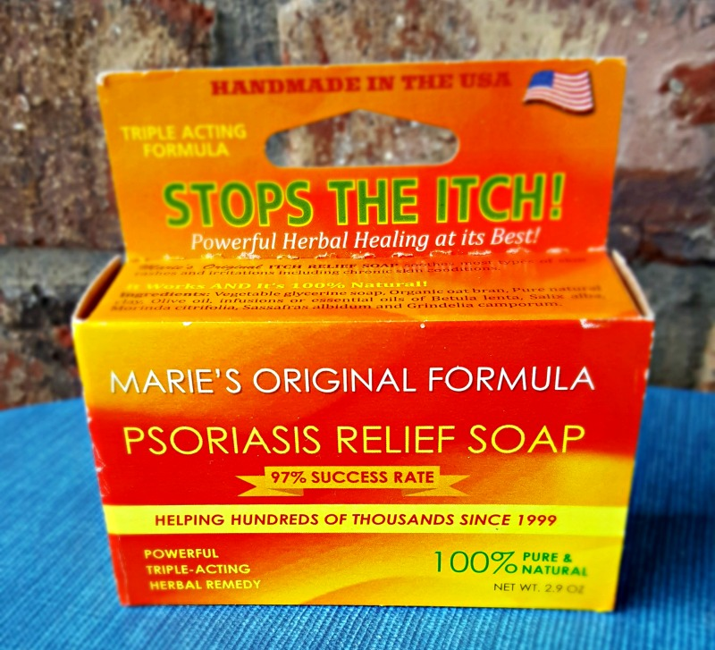Stop Skin Irritations with Marie's Original Soap