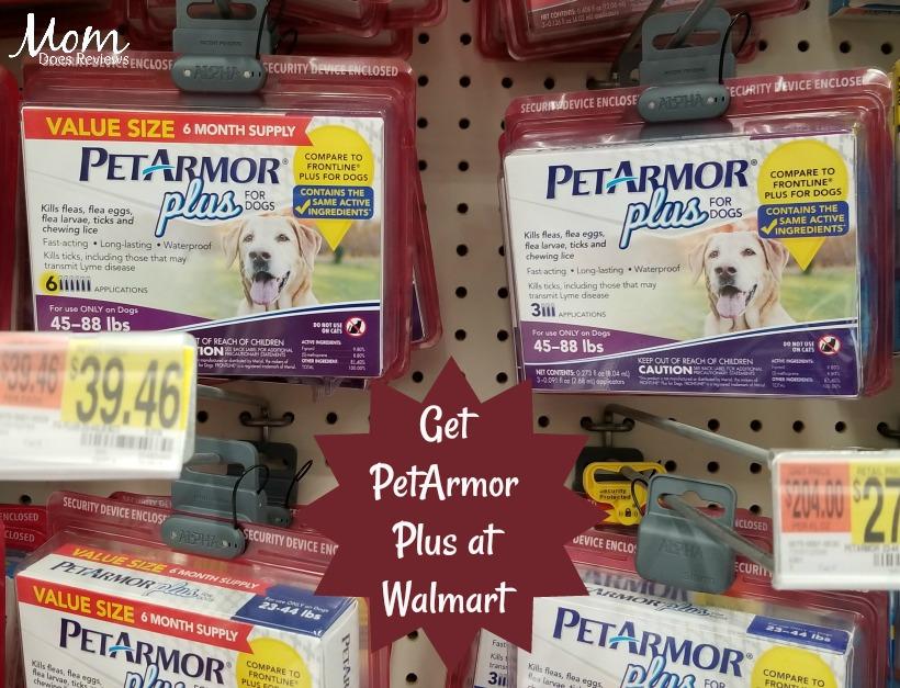PetArmor Plus at Walmart