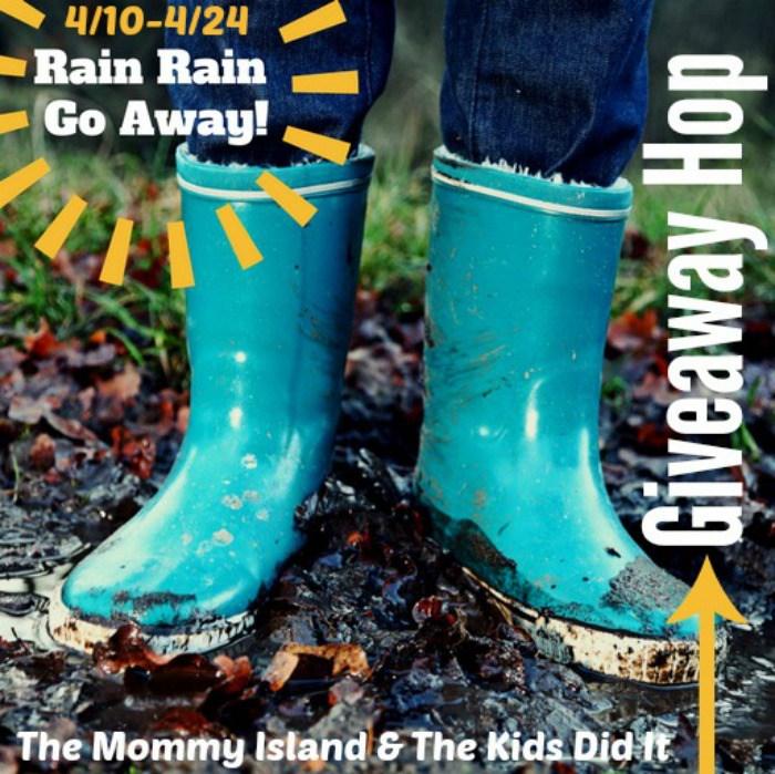 Rain rain go away hop