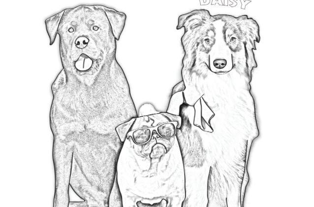 SHOW DOGS Coloring Sheets! #Printables