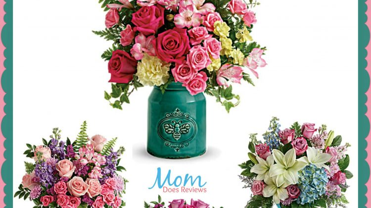 Win a Teleflora Mother's Day Bouquet US only ends 5/7