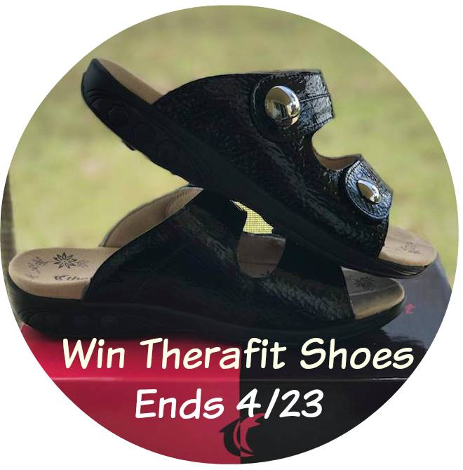 Win Therafit sandals