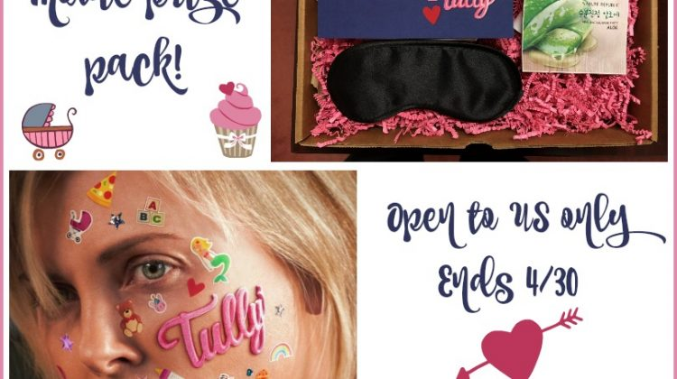 #Win Tully Movie Prize Pack! US ends 4/30 #Tully