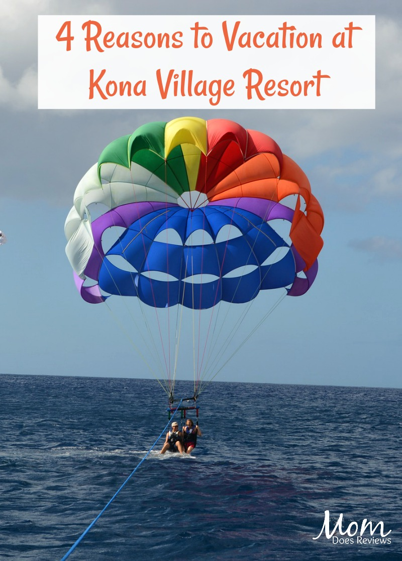 4 Reasons to Vacation at Kona Village Resort