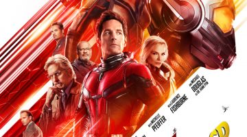 ANT-MAN AND THE WASP – New Trailer & Poster #AntManandWasp