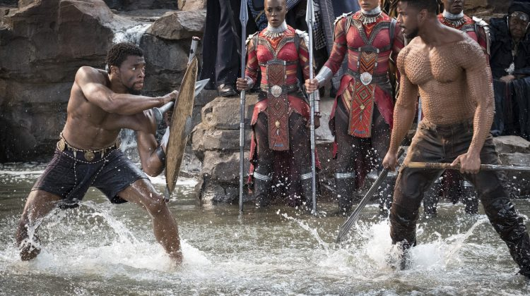 Four Fabulous Reasons to See Black Panther on DVD! #BlackPanther