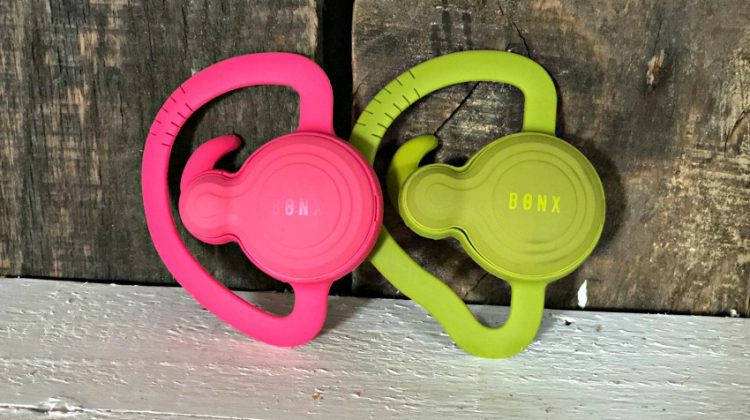 The Freedom To Talk Anywhere With BONX Grip #SuperDadGifts18