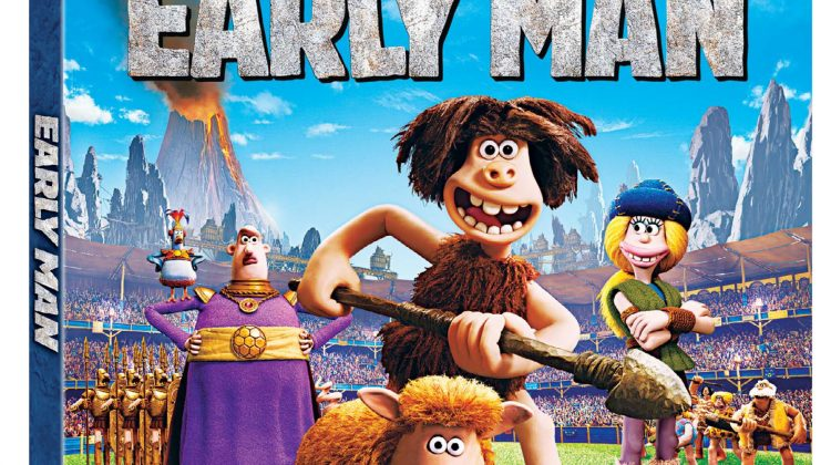 Early Man- Comedy for the Whole Family- on DVD 5/22 and Free Activity Pages! #EarlyMan