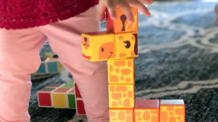 Magicube Construction Fun For Toddlers