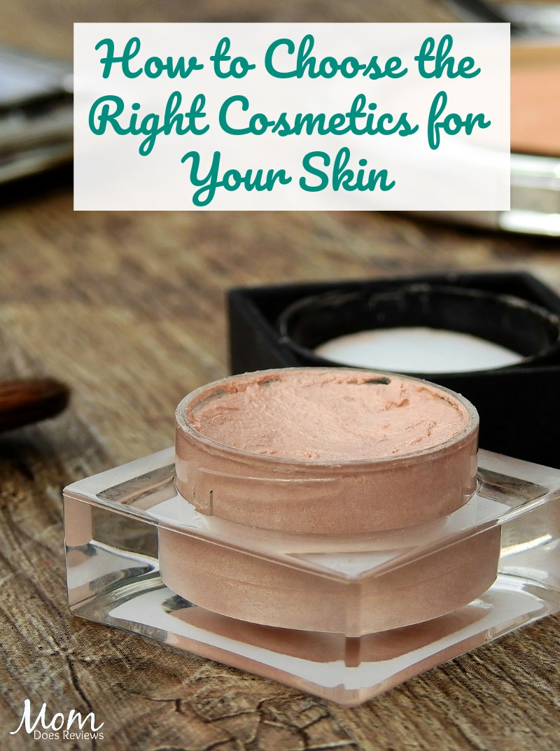 How to Choose the Right Cosmetics for Your Skin