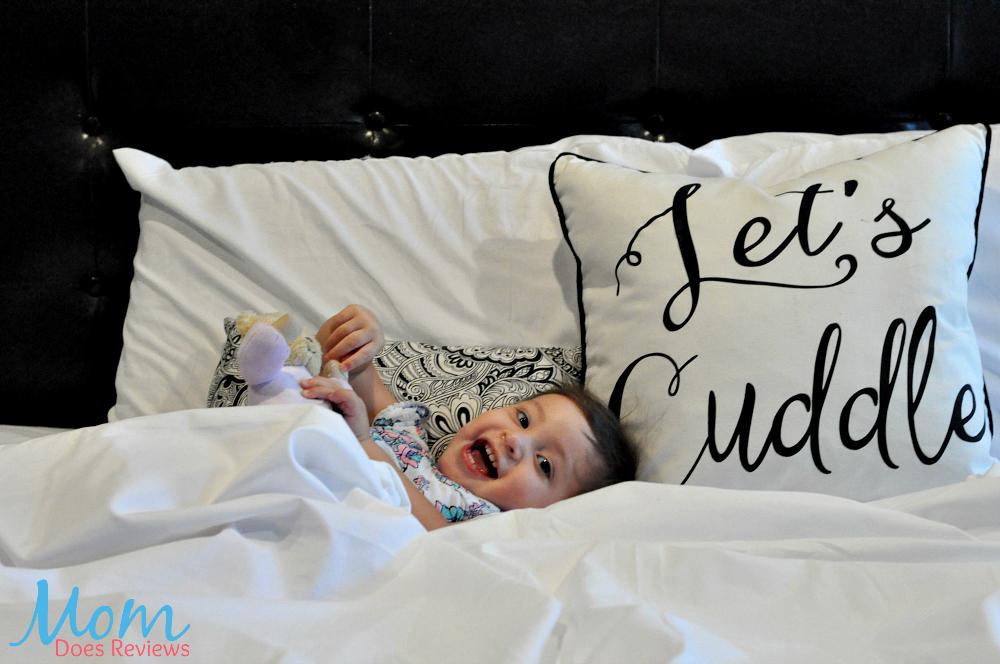 Peachskin sheets for a better sleep