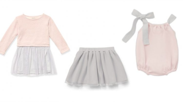 Quality Children's Clothing From Sasha + Lucca #Review