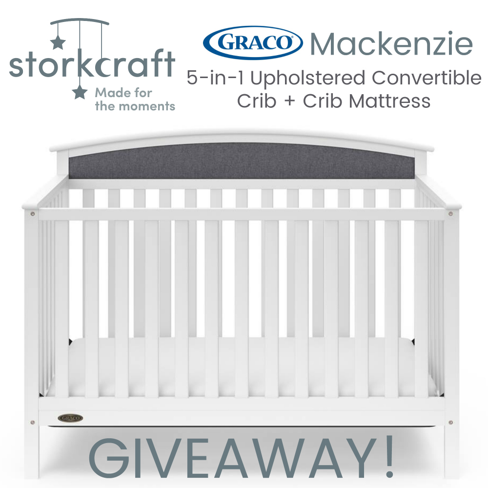 Storkcraft Graco Crib Giveaway