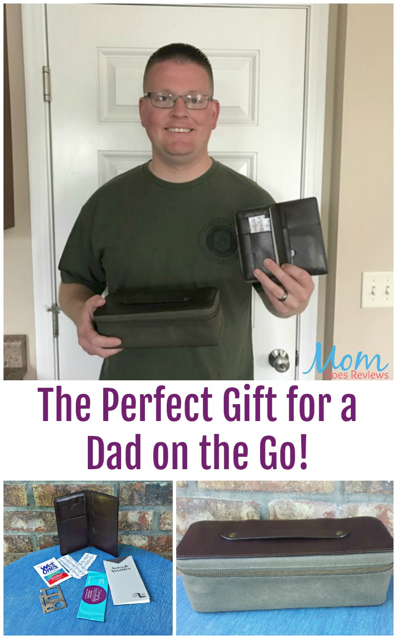 The Perfect Gift for a Dad On the Go