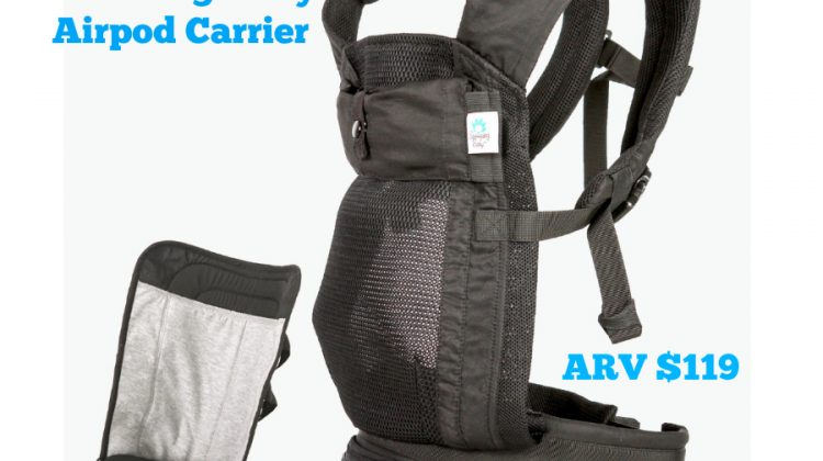 #Win Blooming Baby Airpod Carrier Open to US, ends 5/14/18