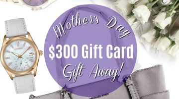 My Gift Stop- Perfect Place to Find Gifts for Mother's Day at a Discount! and Enter to #Win $300 Giveaway #Giftsformom18