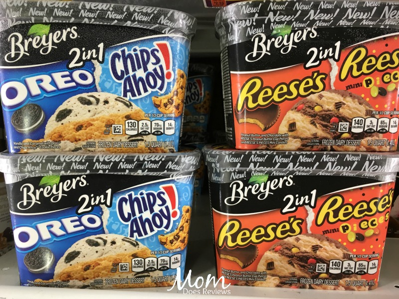 Ice Cream rewards Breyers