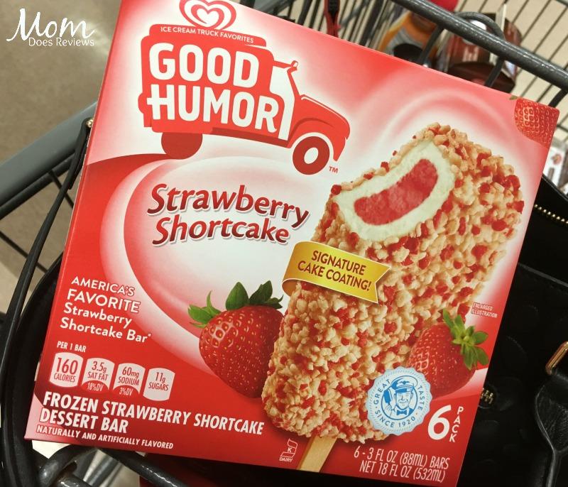 Ice Cream Rewards Good Humor Strawberry Shortcake