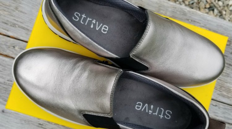 Strive Footwear- Comfort as Nature Intended