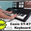 Win Casio Keyboard