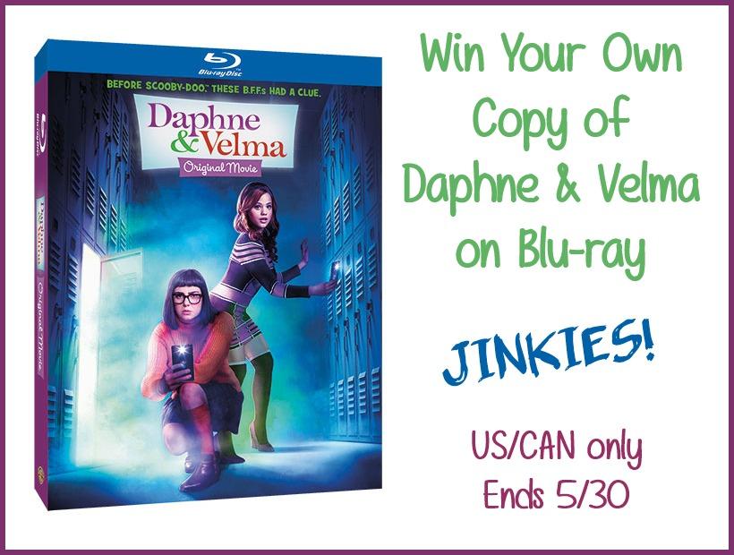 Daphne and Velma Blu Ray