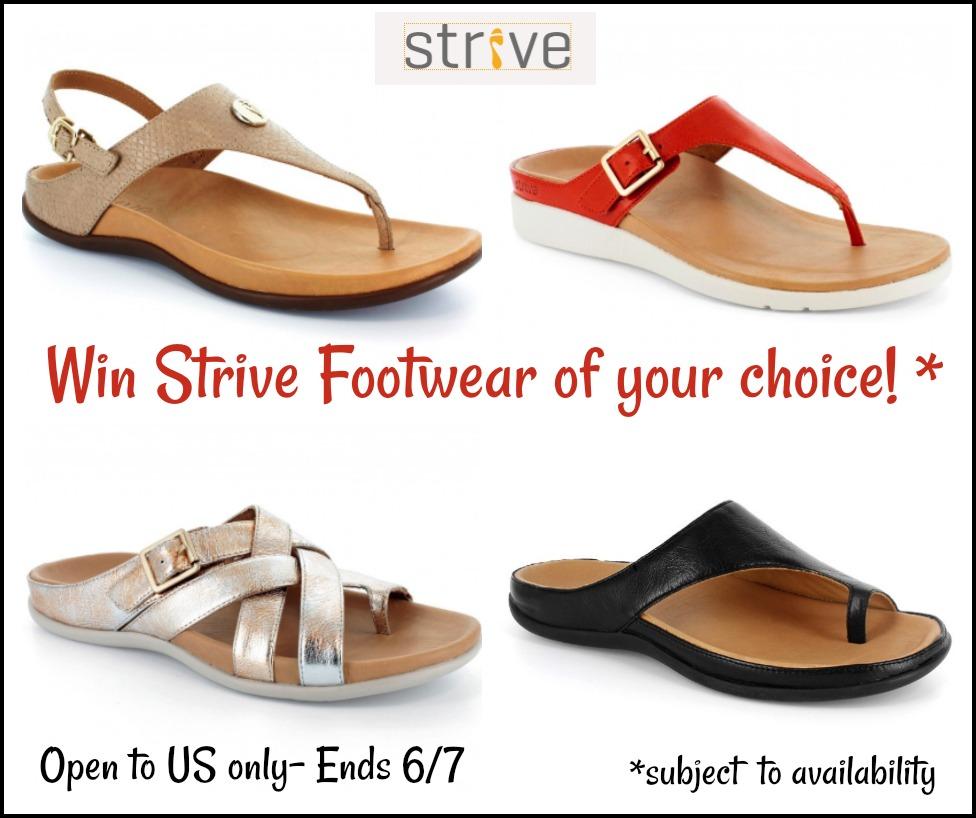 Win Strive Footwear