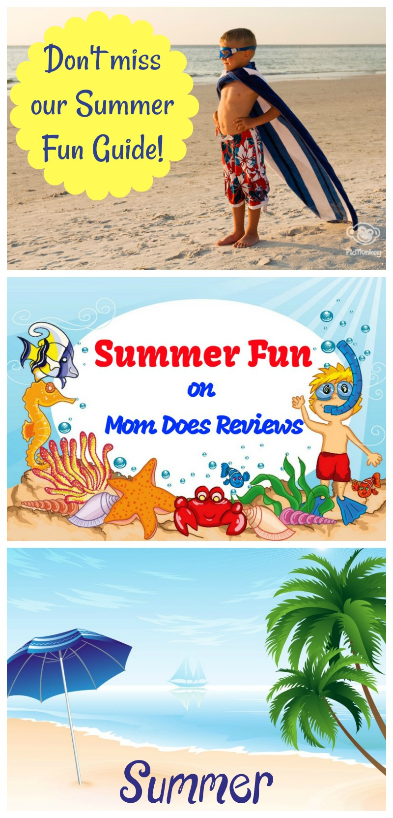 Summer Fun on Mom Does Reviews #MDRSummerFun