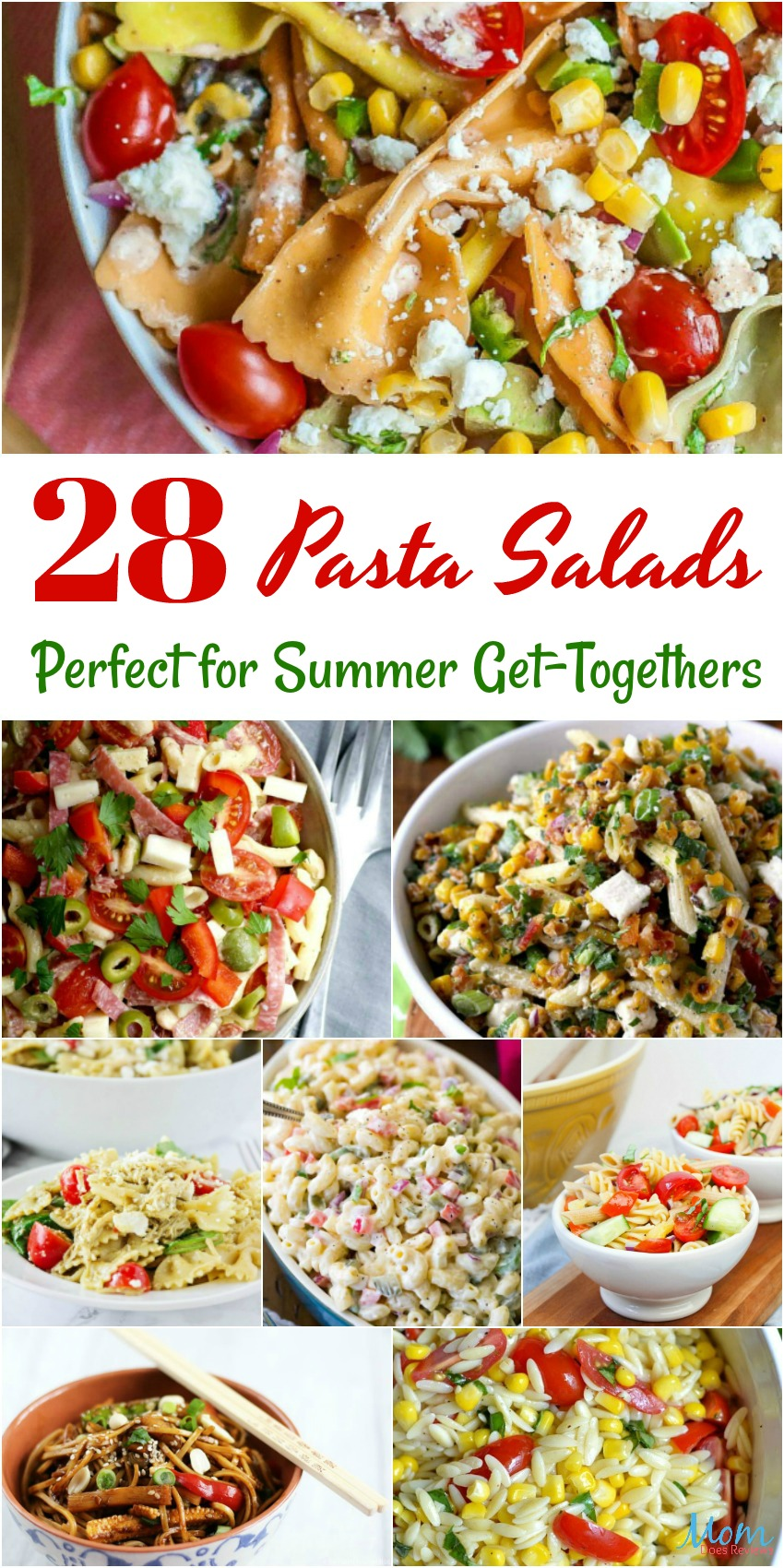 28 Pasta Salads that are Perfect for Summer Get-Togethers