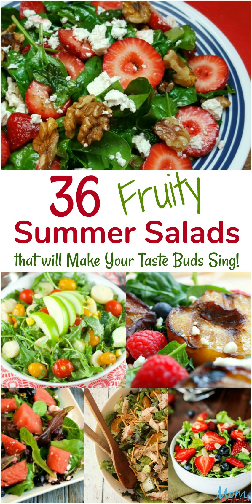 36 Fruity Summer Salads that will Make Your Taste Buds Sing