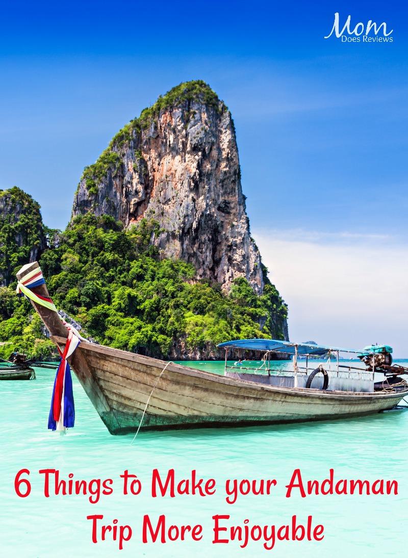 6 Things to Make your Andaman Trip More Enjoyable