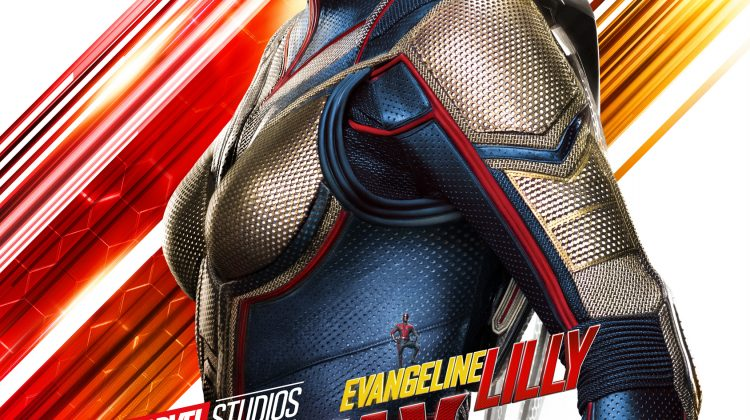 "ANT-MAN AND THE WASP – ""Who is the Wasp?"" Featurette Now Available #AntManandWasp"