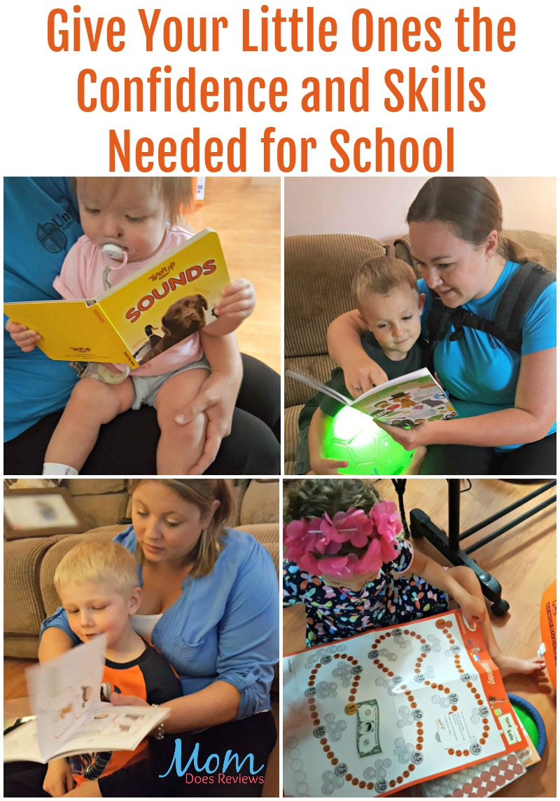 Give Your Little Ones the Confidence and Skills Needed for School