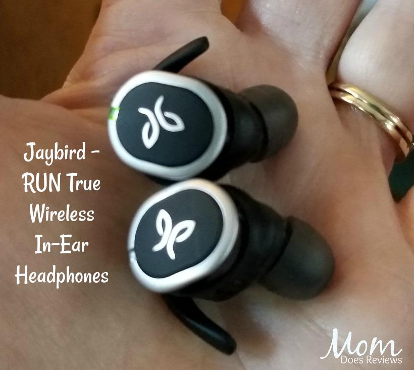 Jaybird - RUN True Wireless In-Ear Headphones
