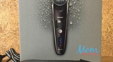Make Summer Cooler With Panasonic ER-SB40-K Precision Power Beard, Mustache and Hair Trimmer#MDRsummerfun