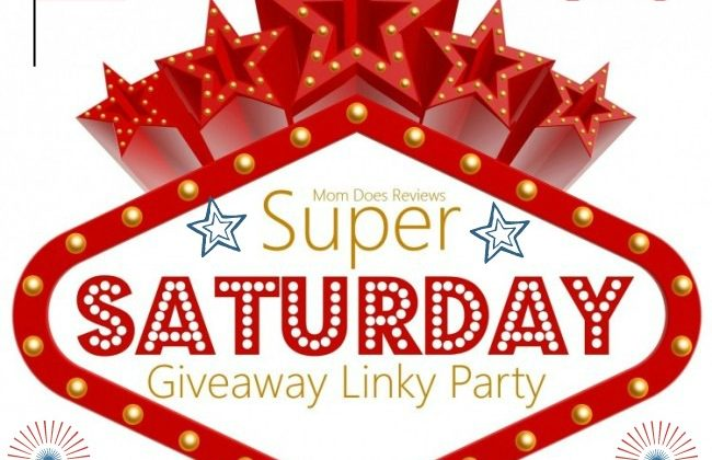 Super Saturday giveaway linky party