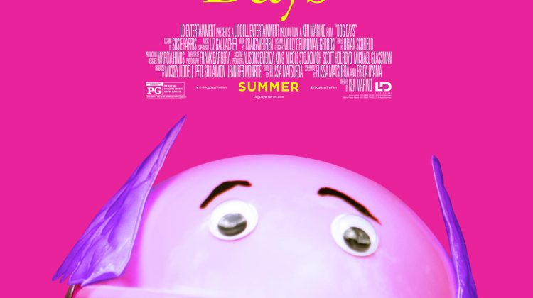 Unleash the Love- Watch the DOG DAYS official Trailer HERE! #DogDays