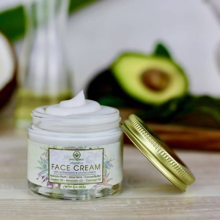 Vit c face cream