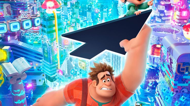 RALPH BREAKS THE INTERNET: WRECK-IT RALPH 2- New Trailer and Poster are HERE! #RalphBreaksTheInternet