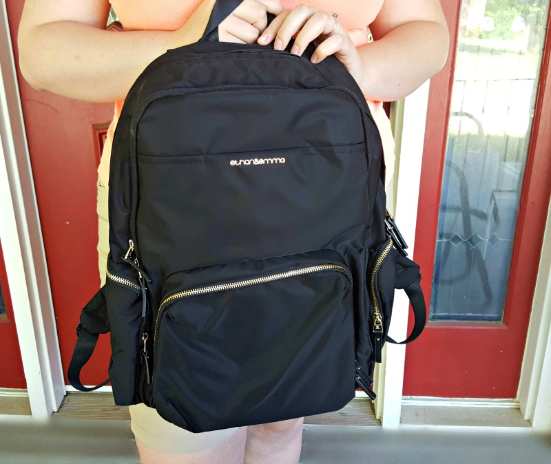 Stay Organized and Stylish with a Backpack Baby Bag