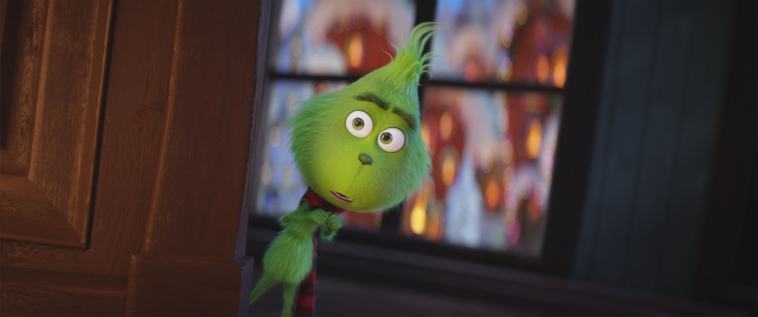 Illumination Presents DR. SEUSS' THE GRINCH – In Theaters November 9 #TheGrinch
