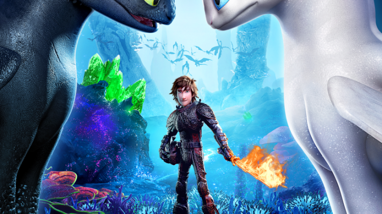 How to Train your Dragon 3 #HOWTOTRAINYOURDRAGON3