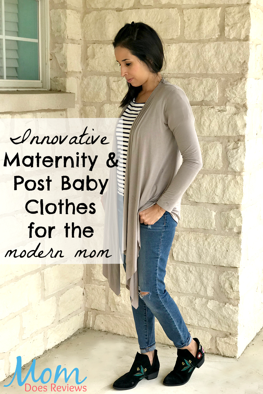 ff6522528a9bd Innovative Maternity Clothes For The Modern Mom By Mia Tango -