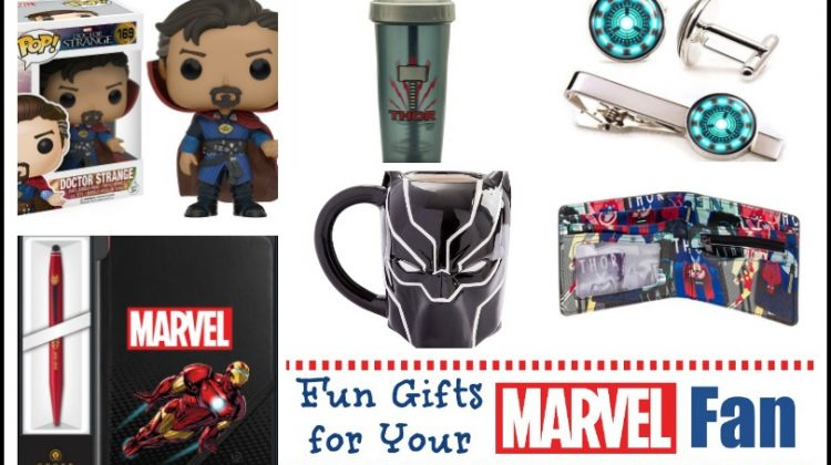 Many Marvel Gift Ideas for Him! #SuperDadGifts18