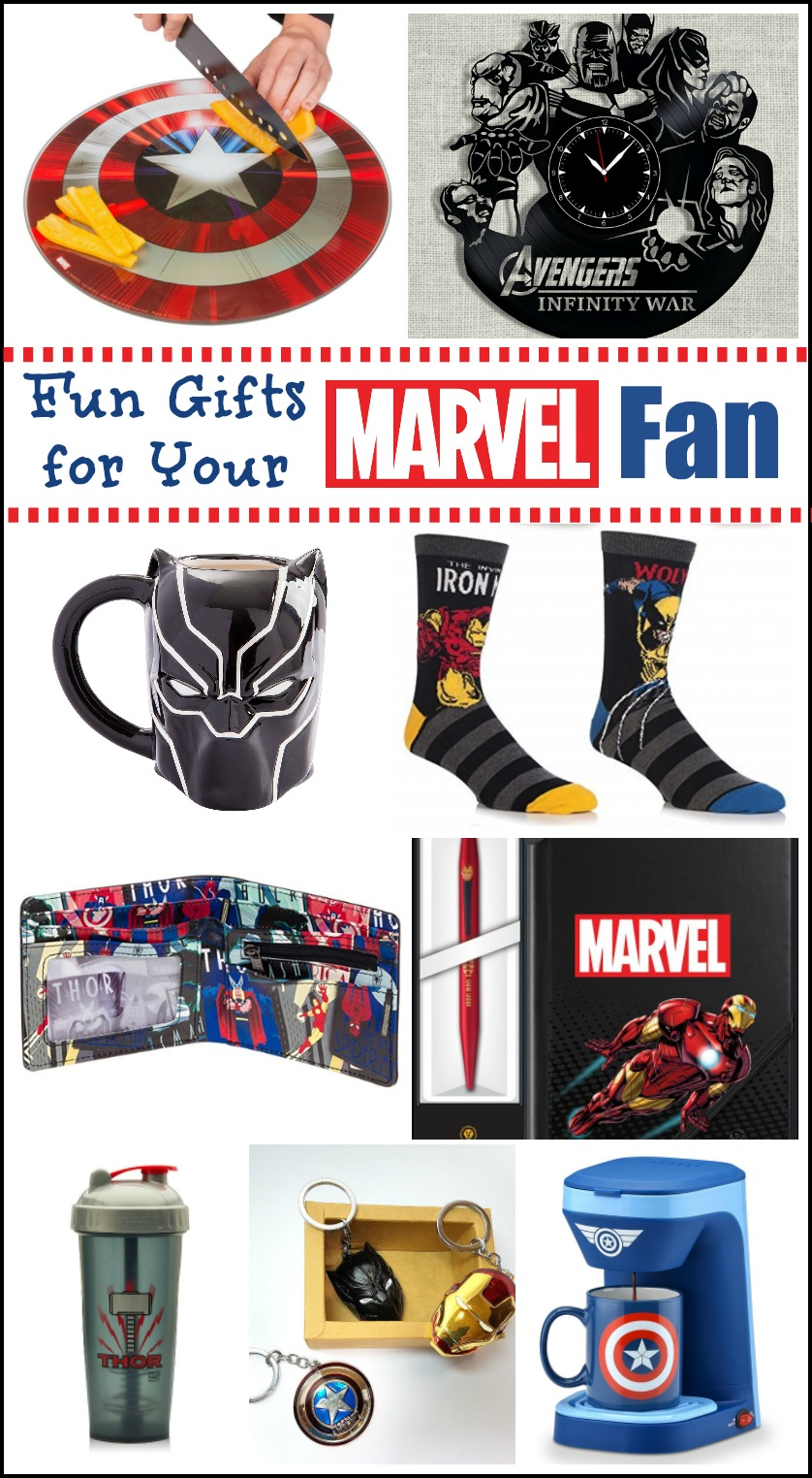 many marvel gift ideas for him superdadgifts18
