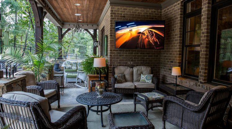 Get a SunBriteTV! Great for Outdoor Living! #BestBuy