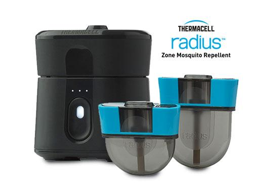 Thermacell Battery Operated Repellent Device and 2 Refills (Total ARV $89.97)