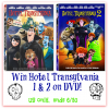 Win Hotel Transylvania 1 and 2 on DVD