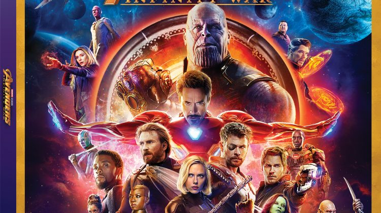 AVENGERS: INFINITY WAR – Arriving Digitally on July 31 and Blu-ray on August 14 #InfinityWar